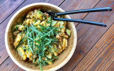 Traumhaft herzhafter Kartoffelsalat