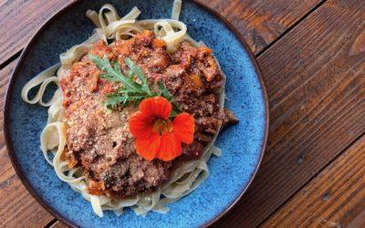 "Spaghetti ""Bolognese"""