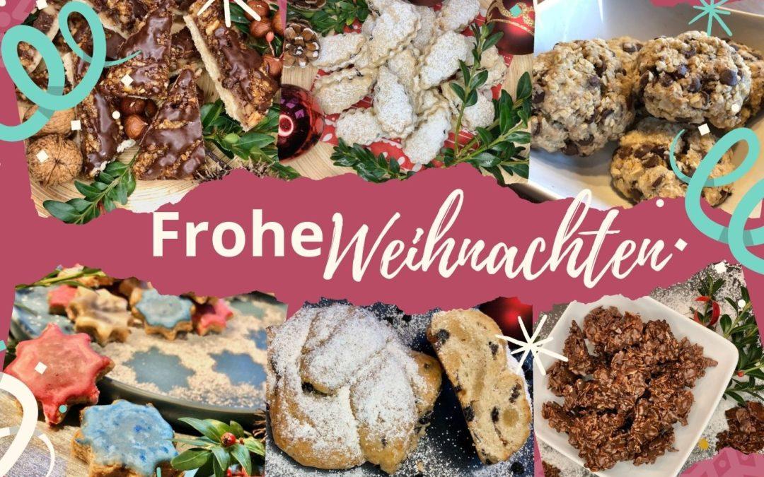 In der Weihnachtsbäckerei – 6 Weihnachtsklassiker